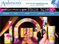 Anderson's Email Marketing Campaign
